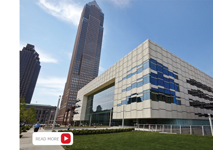 PMC - Cleveland Convention Center and Global Center for Health Innovation