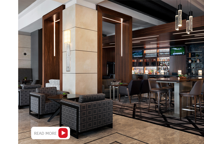 Cleveland Marriott Downtown at Key Center Renovation Project
